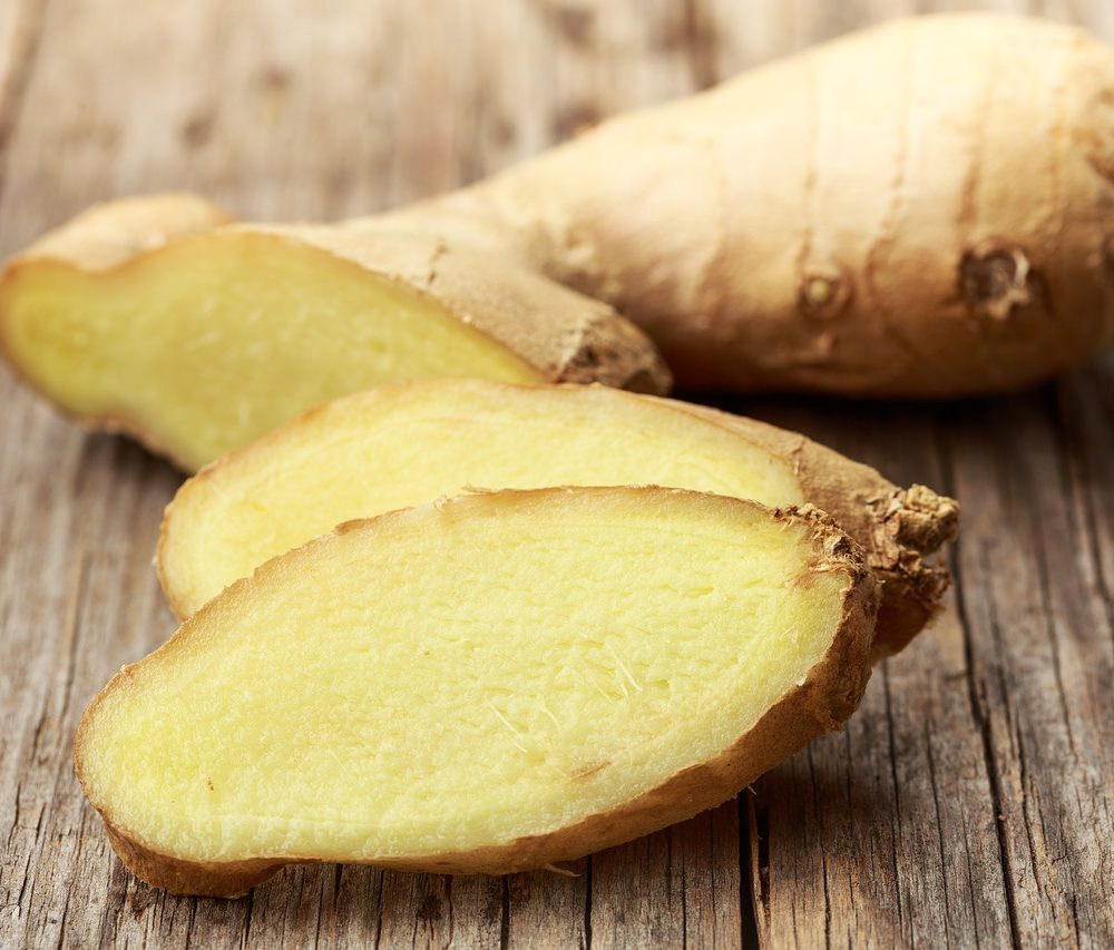 Ginger Essential Oil – Zingiber officinalis
